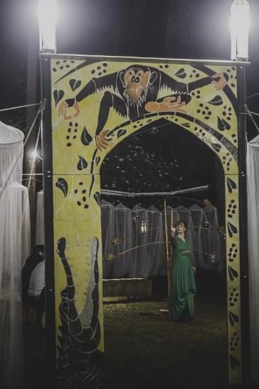Sheherazade Stadt der Erzähler Theater Anu 11