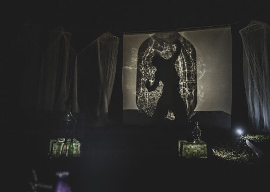 Sheherazade Stadt der Erzähler Theater Anu 12