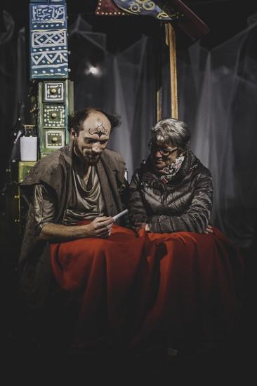 Sheherazade Stadt der Erzähler Theater Anu 20