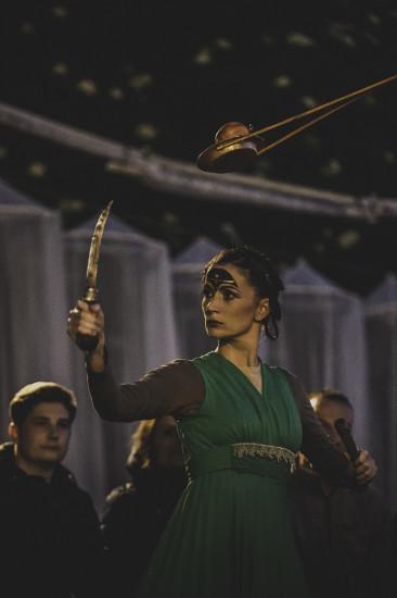Sheherazade Stadt der Erzähler Theater Anu 5
