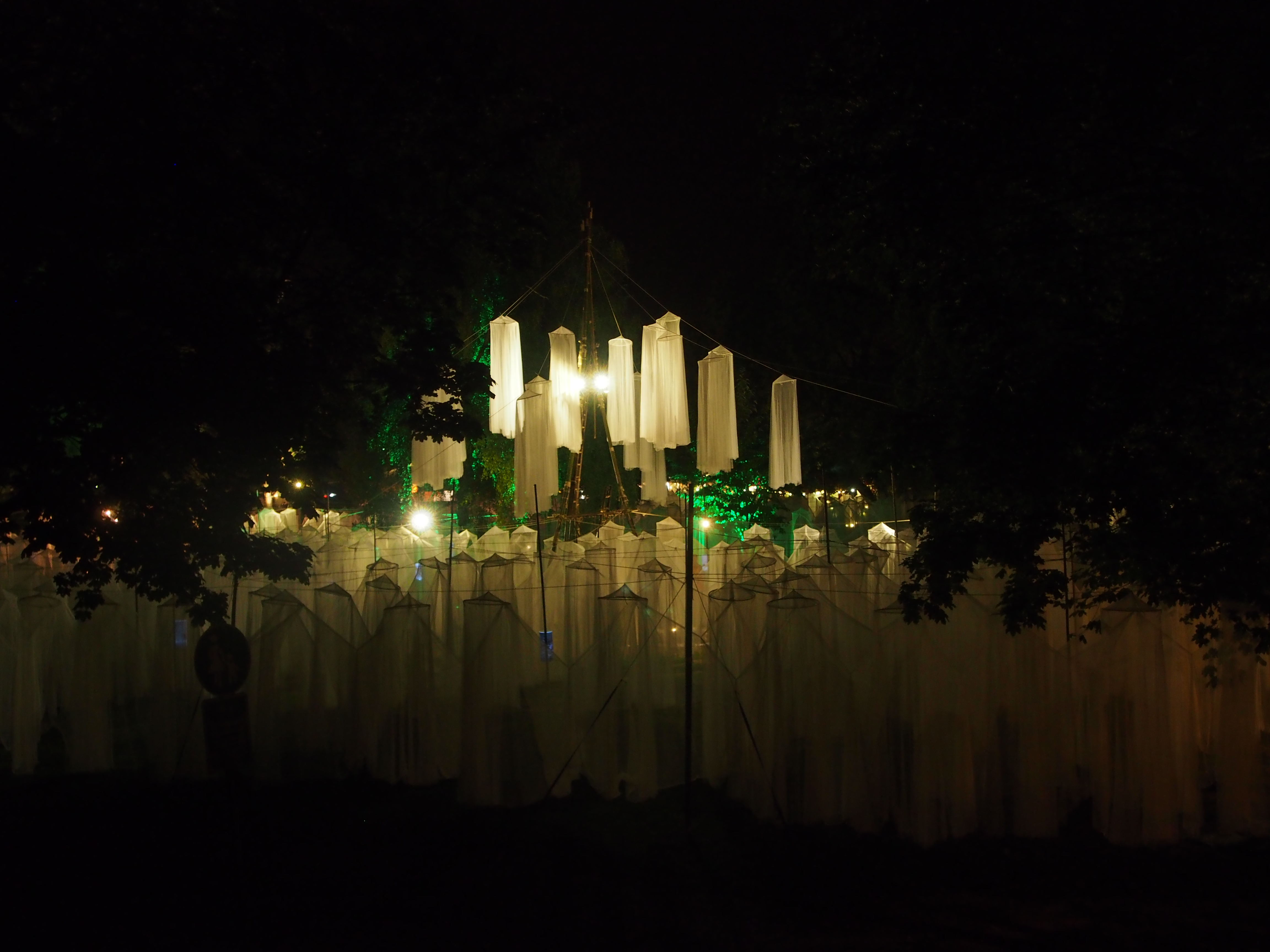 Theater Anu Sheherazade Nachtinstzenierung