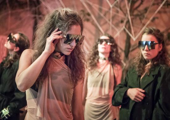 Urban Nation Biennale - Theater Anu