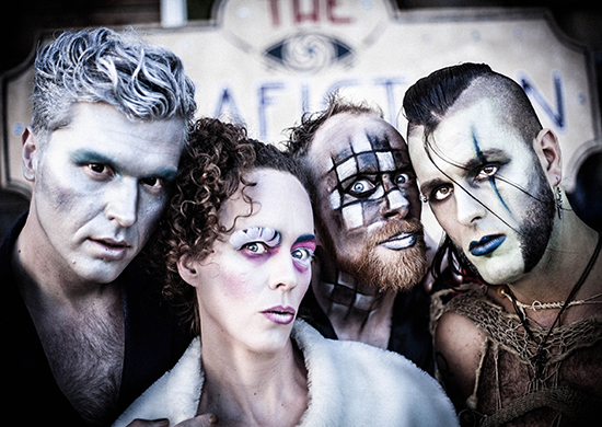 The Metafiction Cabaret web